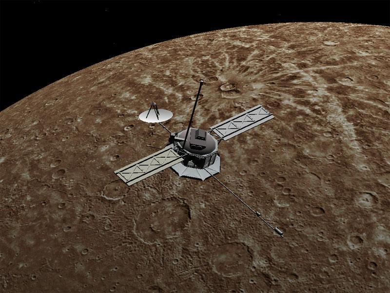 mariner 10 space probe - 800×600